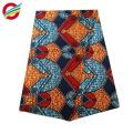 JLW-002 сплетенный африканского реальный воск печать 100% хлопок ткань