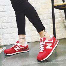 Nuevas zapatillas deportivas ligeras para mujer, zapatillas de deporte de moda, zapatillas deportivas de ocasión