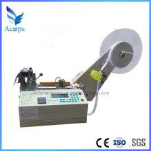 Machine à découper à bande à élastique auto élastique