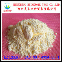 Caoutchouc accélérateur EZ(ZDEC) CAS NO: 14324-55-1 utilisé pour l'industrie du caoutchouc
