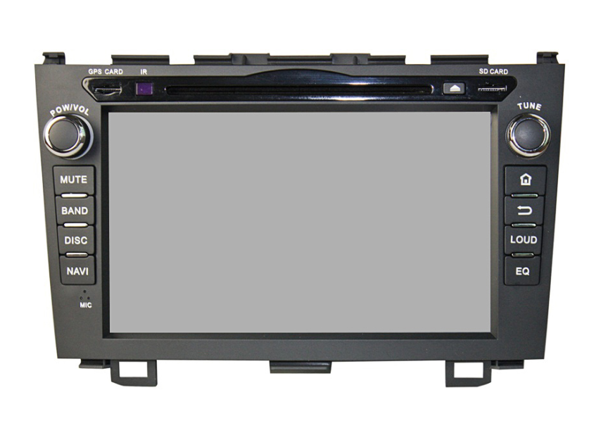 Android 7.1 Car DVD Player For Honda CRV 2006-2011