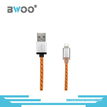 Nylon Braided USB Data Cable for Android /Phone/Type C Cable