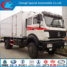 North Benz 10cbm Refrigerator Truck