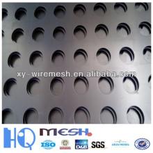 Metal de malla perforada galvanizado decorativo (fábrica)