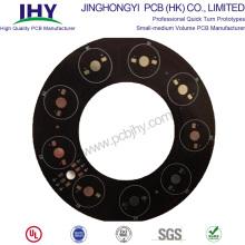 FR4 PCB para fabricação e montagem de iluminação LED