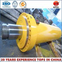 Cilindro hidráulico de pistón de alta presión de gran diámetro