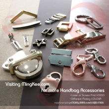 Handbag Parts of Case Lock Decorative Accessories for Bag Accessories