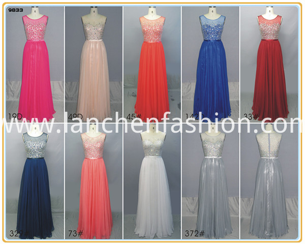 Chaozhou Beaded Dresses