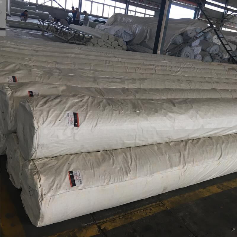 compound geomembrane packing