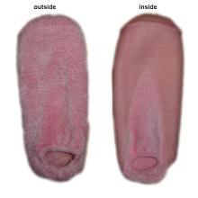 Männer Frauen Gel SPA Socken mit Polyester (GS-06)