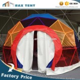 geodesic dome Guangzhou best price dome tent hot sale Wedding marquee canopy tent outdoor event