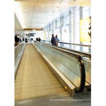 Sicheres Indoor / Outdoor Airport Moving Walk