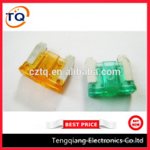 Brand-new Zinc Alloy GPPS Plastic Fast Blow Axial Lead Pico Fuse(3A~40A)