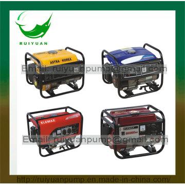 Generador de gasolina de alambre de cobre #950/154f/168f/170f