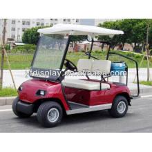 Voiture de golf pliée en plastique anti-UV de couleur de Part-Colored de chariot de golf, EZ-GO, chariots de golf de Precedent Windshield