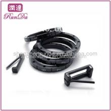 Fourniture d'usine en acier inoxydable anneau de numéro détachable