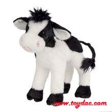 Vaca brandamente alta do creme da marca