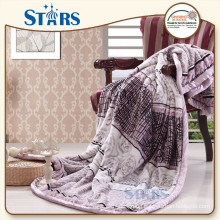 GS-XYMTY001-04 Goostars polyester material home bed sheet set blanket