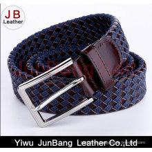Cinturones de cintura trenzados ocasionales de los hombres calientes de la calidad