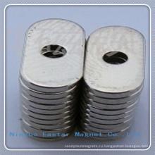 Специальная форма N50 постоянного неодимовый магнит