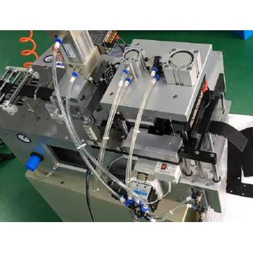Automatic Hot Knife Tape Cutter with Hole Punching and Collecting Device