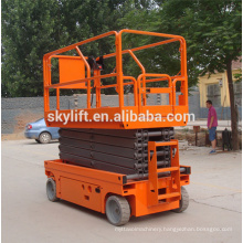 Self-Propelled Rough-Terrain electro-hydraulic Scissor lift
