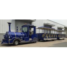 grand train sans rail diesel