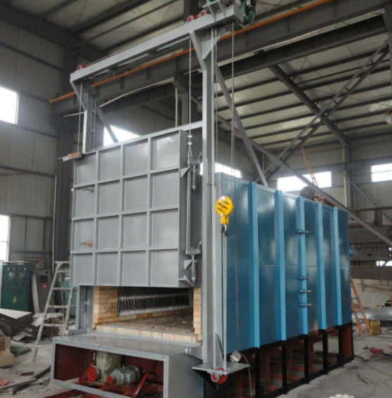 Trolley furnace equipment
