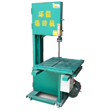 Máquina de corte vertical para tijolo de lâmina de serra de fita ambiental