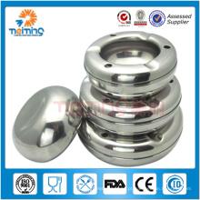 Artigos para presentes de aço inoxidável cinzeiro / cinzeiro público metal