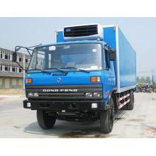 Camión furgón frigorífico refrigerado camión de carga en venta
