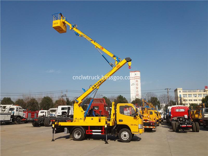 aerial work platform lift truck 3