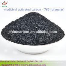 Precio de fábrica Carbono activado medicinal para decoloración Reactivo químico