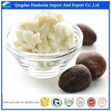 Preço do competidor Top qualidade 100% manteiga de corpo de karité puro para cuidados com a pele