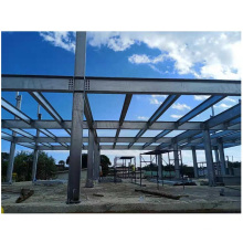 Chinese Low Cost Prefabricated Structural Steel Warehouse For Sale