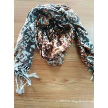 Leopard принт дамы 100 вискозный шарф