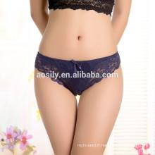 AS-7588 enfants string bikini jeune petite culotte de sexe jeune fille coton sous-vêtements dames