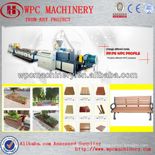 machine for wpc profile production line