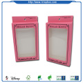Custom electronic packaging boxes with hanger