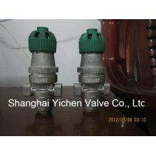 Reducen el vapor y la presión del hilo de agua válvula (Y14)