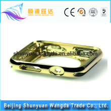 Manufacture Factory supply wrist watch parts metal watch housing