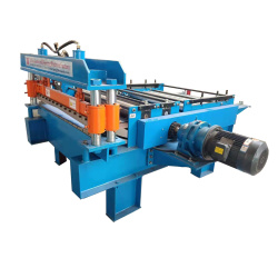 Hydraulic Flatting Slitting Cutting Machine