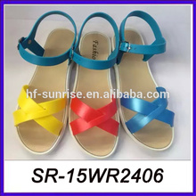 Indische Sandalen Keile Schuhe und Sandalen neuesten Mode Mädchen Sandalen