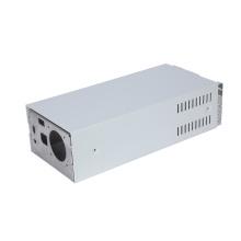 Custom Metal Enclosure Power Case Power Electronic Enclosure Power Box Aluminum Metal Enclosure