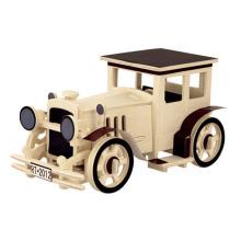 enfants bois voiture iq 3D puzzle à vendre