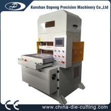 Machine de découpe hydraulique à double face adhésive (DP-650P)