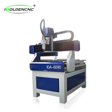 china mini cnc desktop milling machine for metal