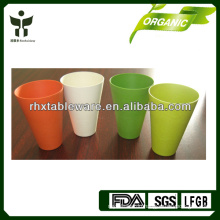 biodegradable bamboo fiber drinking mugs