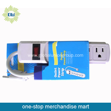 High Quality Power Outlet with Switch