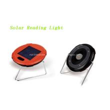 Lampe de lecture solaire avec protection des yeux à DEL